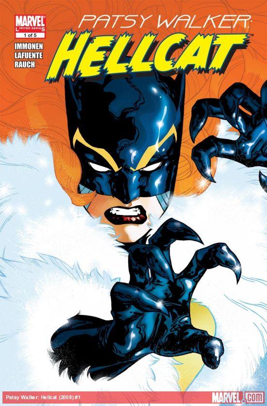 Patsy Walker: Hellcat (2008) #1