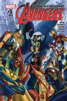 All-New, All-Different Avengers (2015) #1