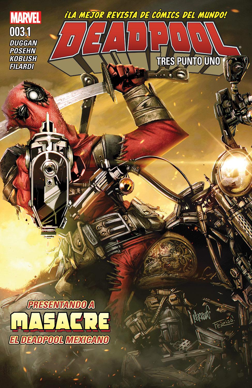 Deadpool (2015) #3.1