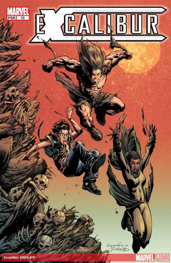 Excalibur (2004) #10