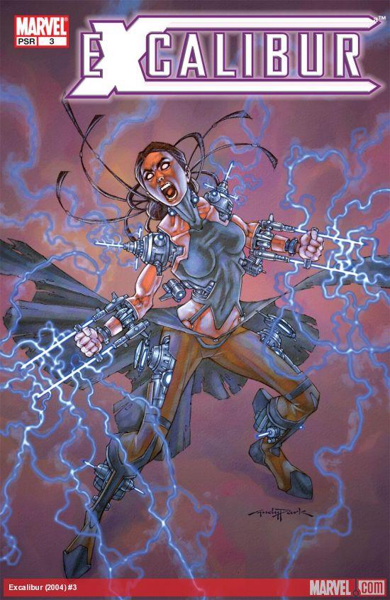 Excalibur (2004) #3