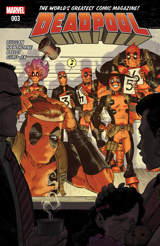 Deadpool (2015) #3
