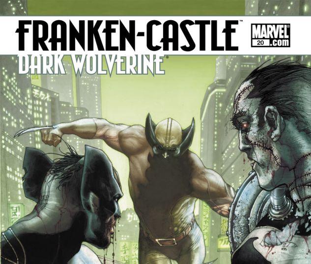 Frankencastle #20 (2010)
