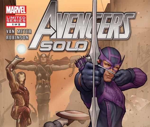 Avengers: Solo (2011) #1