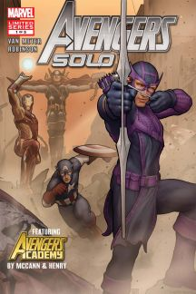 Avengers: Solo #1