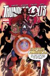 THUNDERBOLTS (2006) #165 Cover
