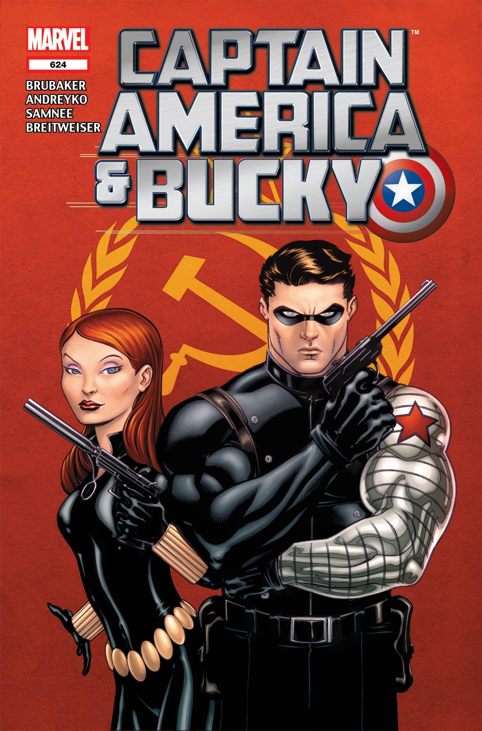Captain America and... (2012) #624