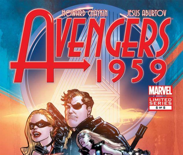 AVENGERS 1959 (2011) #5
