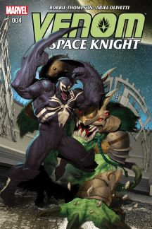 Venom: Space Knight #4