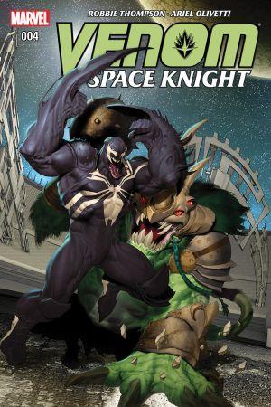 Venom: Space Knight (2015) #4