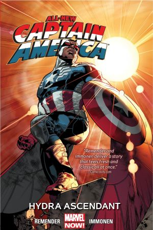 All-New Captain America Vol. 1: Hydra Ascendant (Trade Paperback)