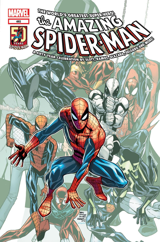 Amazing Spider-Man (1999) #692