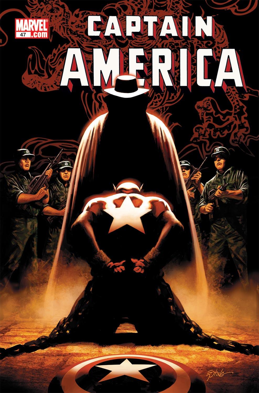 Captain America (2004) #47
