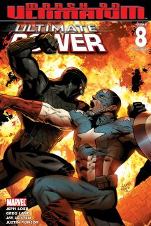 Ultimate Power (2006) #8