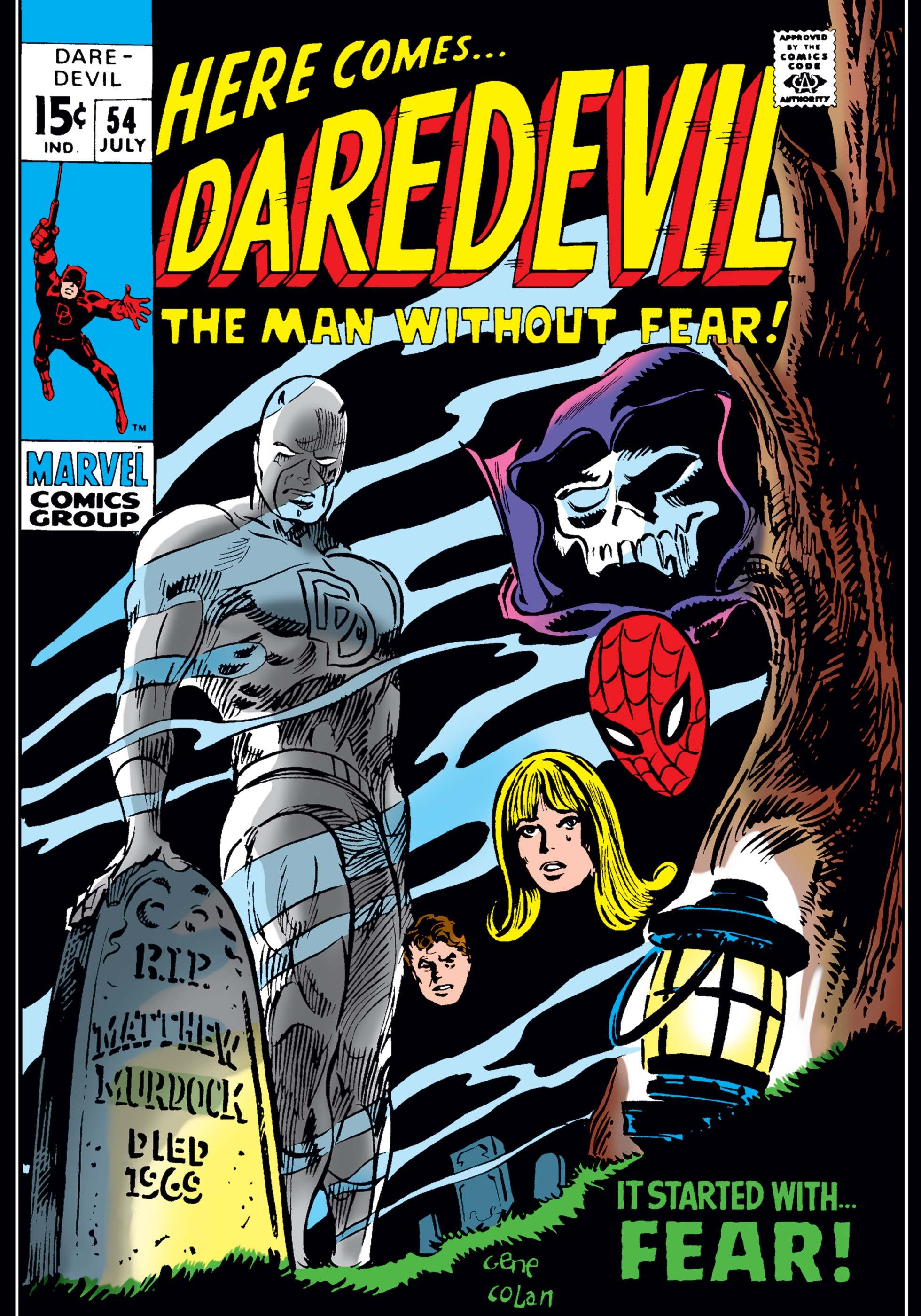 Daredevil (1964) #54