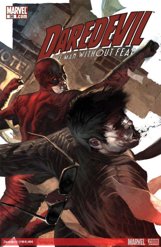 Daredevil (1998) #96