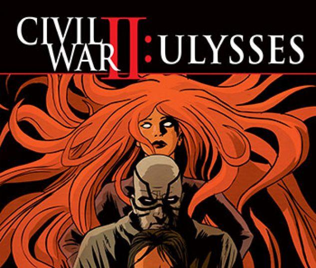 CIVIL WAR II: ULYSSES INFINITE COMIC (2016)