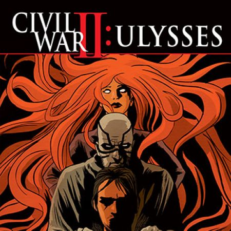 CIVIL WAR II: ULYSSES INFINITE COMIC (2016)