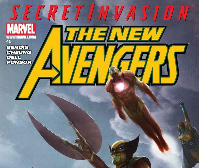 New Avengers (2004) #45
