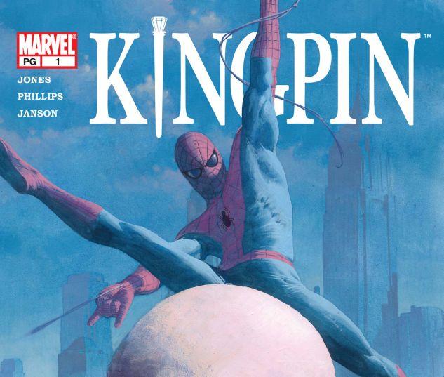 Kingpin (2003) #1