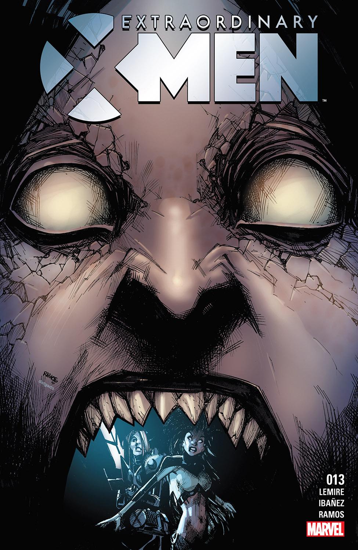 Extraordinary X-Men (2015) #13