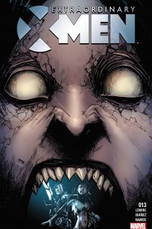 Extraordinary X-Men #13