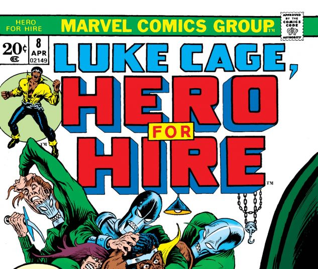 LUKE_CAGE_HERO_FOR_HIRE_1972_8