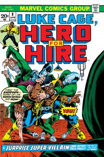 Luke Cage, Hero for Hire #8