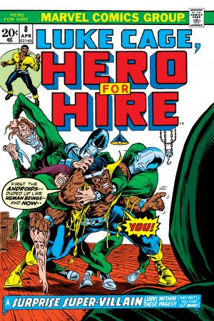 Luke Cage, Hero for Hire (1972) #8