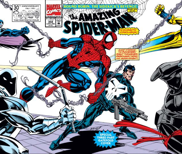 Amazing Spider-Man (1963) #358