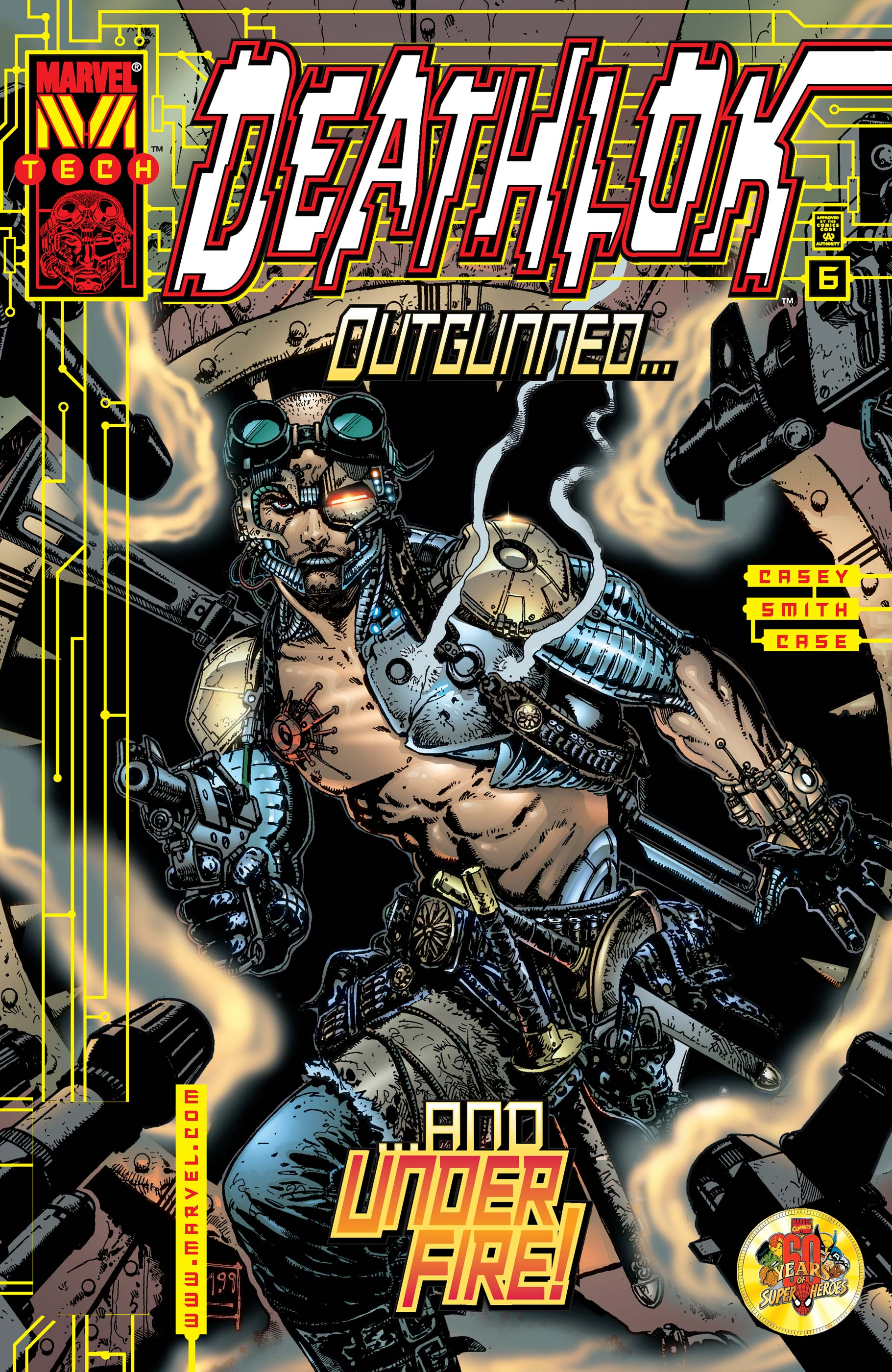 Deathlok (1999) #6