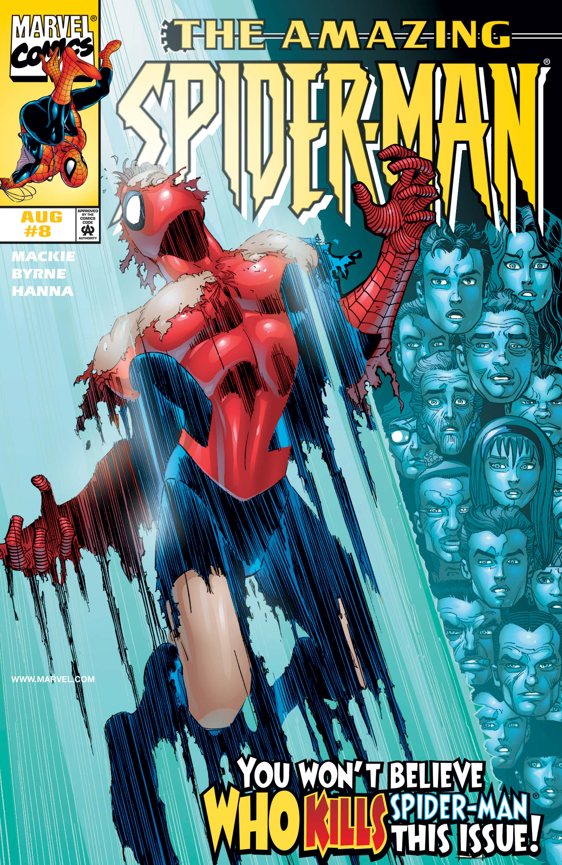 Amazing Spider-Man (1999) #8