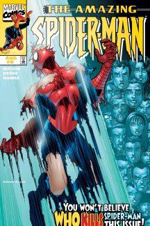 Amazing Spider-Man (1999) #8