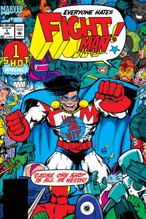 Fight Man (1993) #1