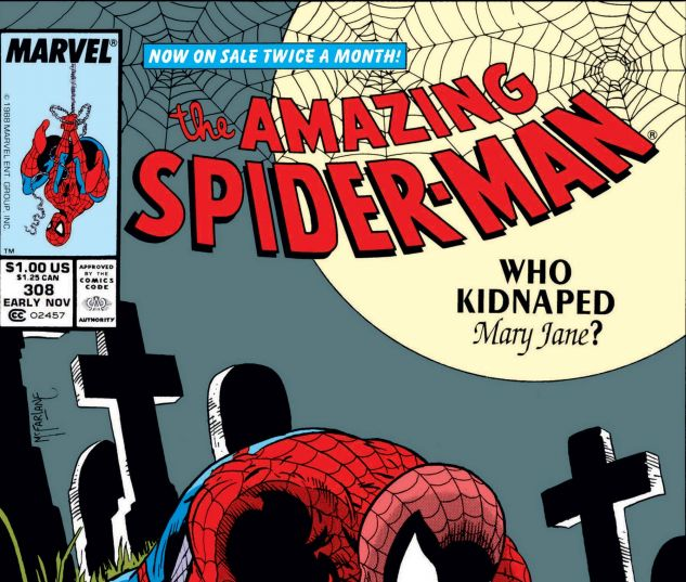 Amazing Spider-Man (1963) #308