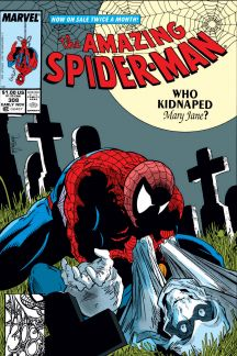 The Amazing Spider-Man #308