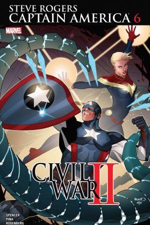 Captain America: Steve Rogers (2016) #6