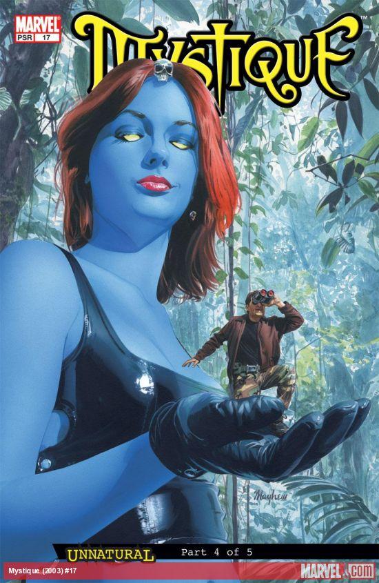 Mystique (2003) #17