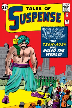 Tales of Suspense #38