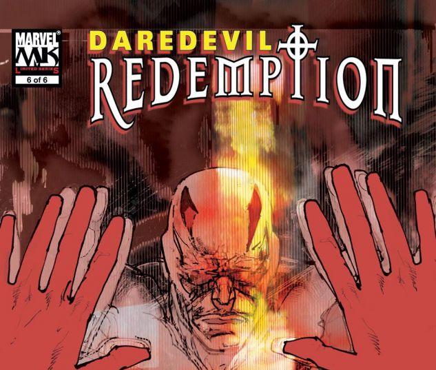 Daredevil: Redemption (2005) #6