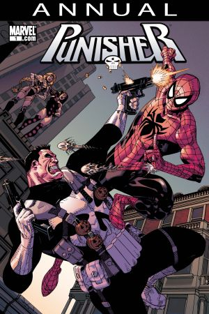 Punisher Annual #1