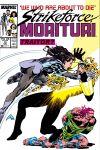 Strikeforce: Morituri (1986) #12