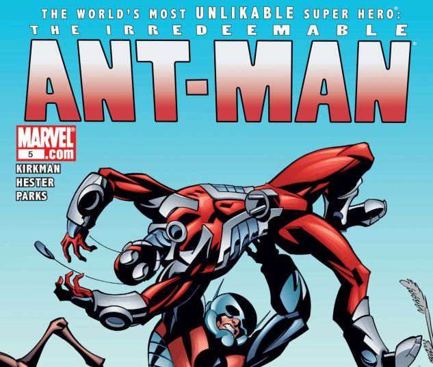 Irredeemable Ant-Man (2006) #5