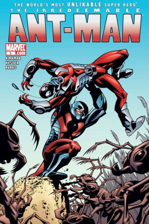 Irredeemable Ant-Man #5