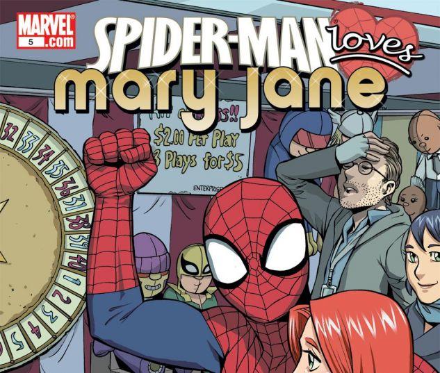 SPIDER_MAN_LOVES_MARY_JANE_2005_5
