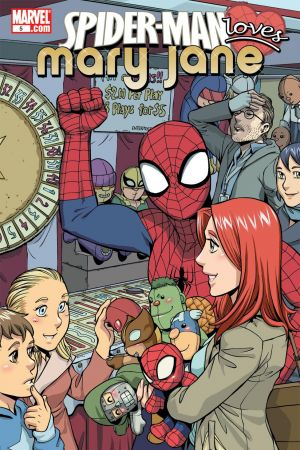 Spider-Man Loves Mary Jane #5