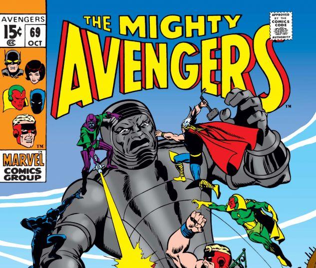 AVENGERS (1963) #69
