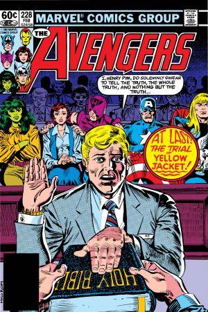 Avengers (1963) #228