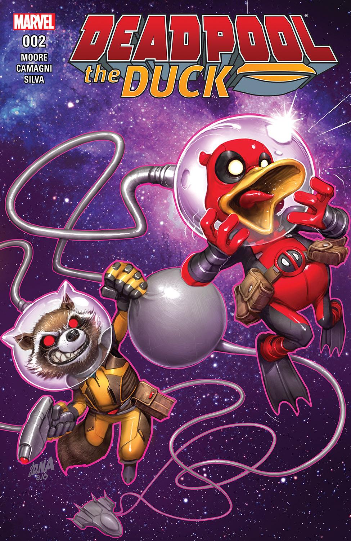 Deadpool the Duck (2017) #2