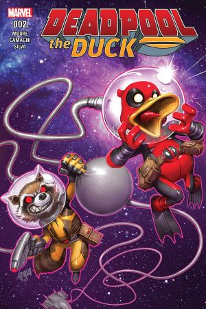 Deadpool the Duck (2017) #2